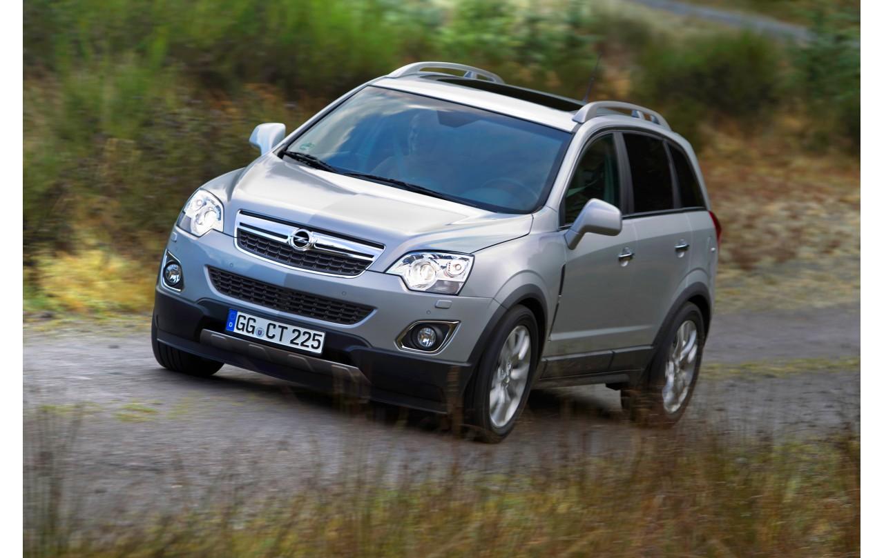 5 основных проблем Opel Antara