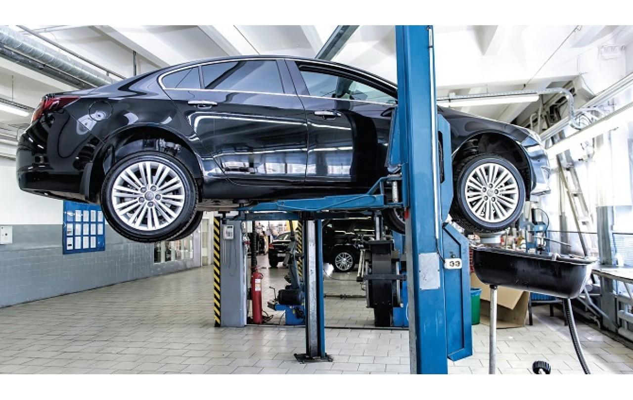 Основные неисправности подвески Opel