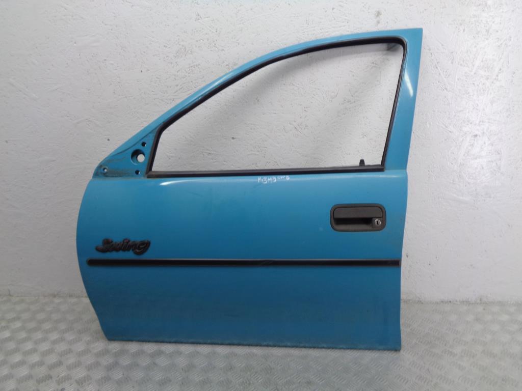 Дверь передняя левая opel corsa b Артикул: 24102