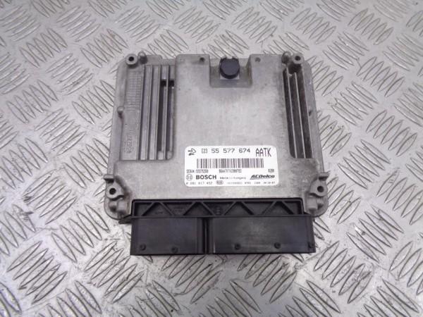 Блок управления двигателем opel insignia
