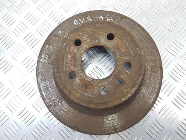 Диск тормозной задний opel vectra b