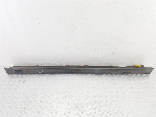 Накладка на порог левая opel astra g