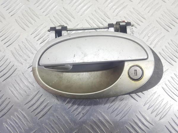 Ручка наружная передняя левая opel meriva a