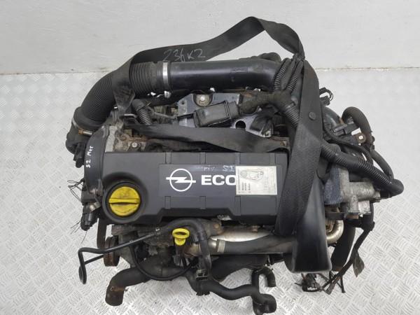 Двигатель opel meriva a