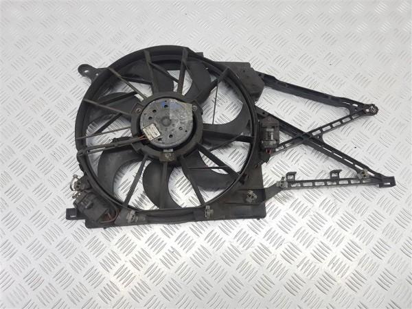Вентилятор радиатора opel zafira a