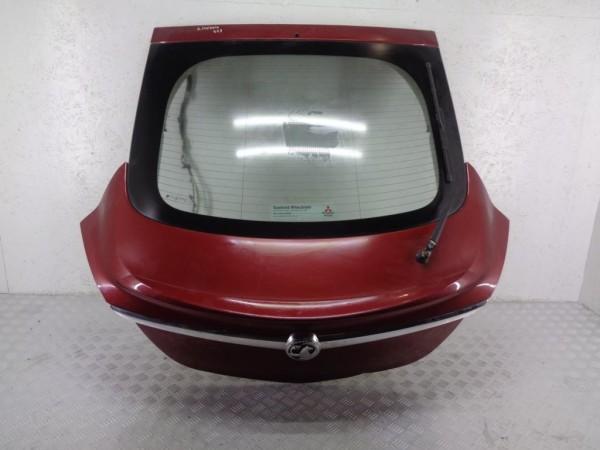 Крышка багажника opel insignia