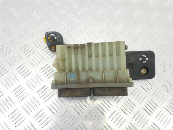 Блок управления вентилятором opel astra g