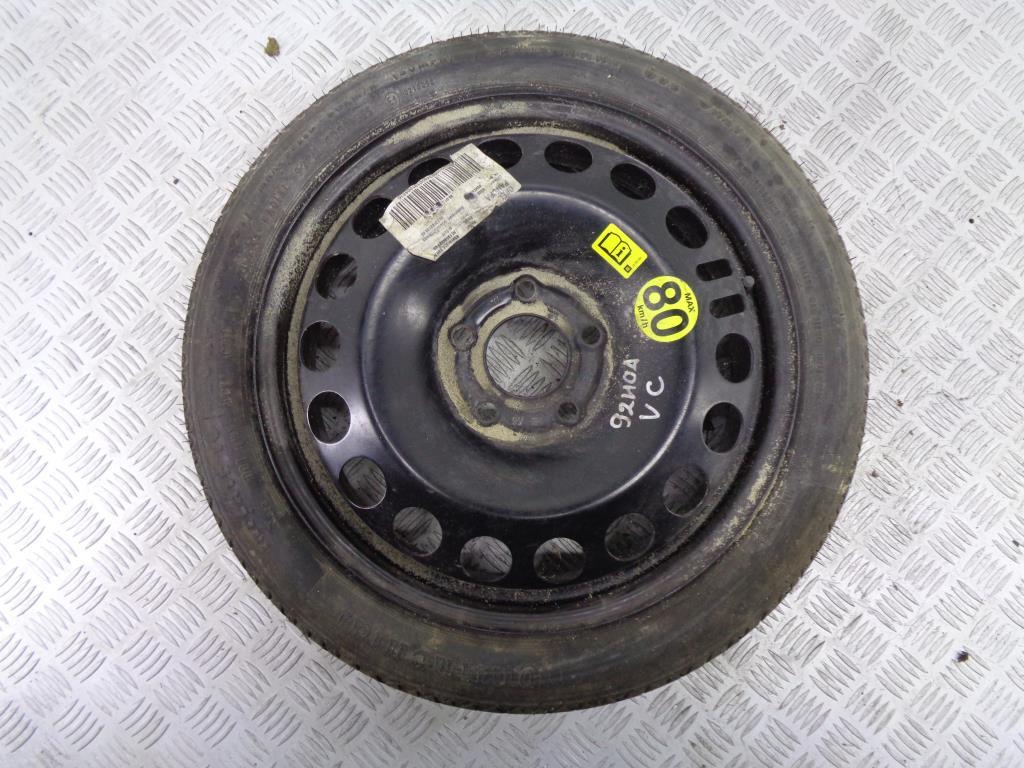 Колесо запасное (таблетка, докатка) opel vectra c Артикул: 13050