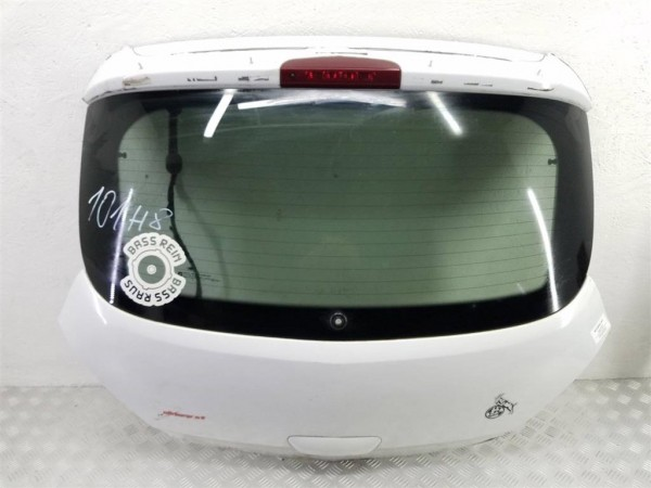 Крышка багажника opel corsa d