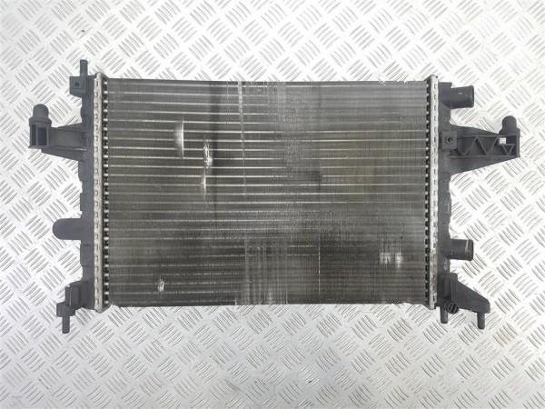 Радиатор основной opel corsa c
