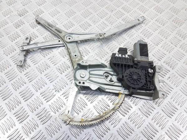 Стеклоподъемник электрический передний правый opel astra h