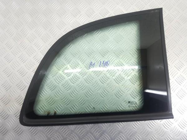 Стекло кузовное заднее правое opel zafira a