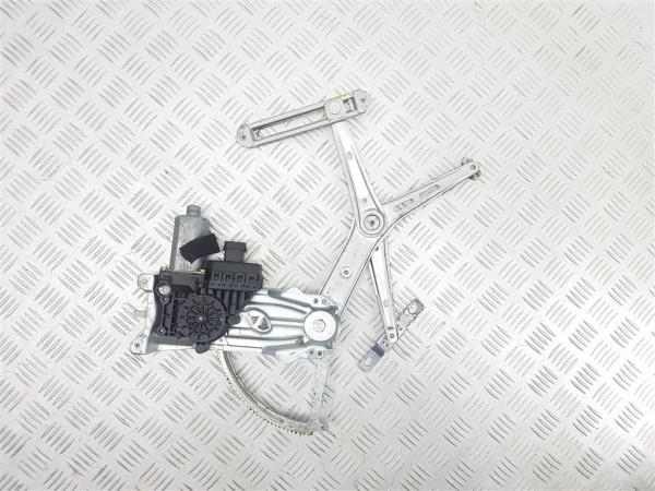 Стеклоподъемник электрический передний левый opel astra g