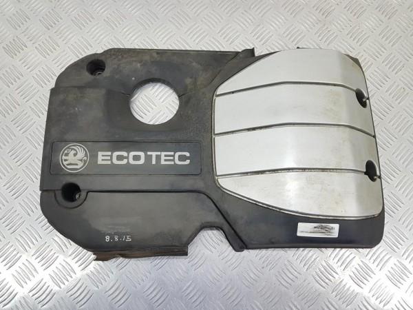 Декоративная крышка двигателя opel antara