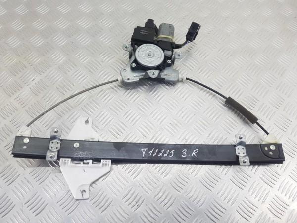 Стеклоподъемник электрический задний правый opel antara