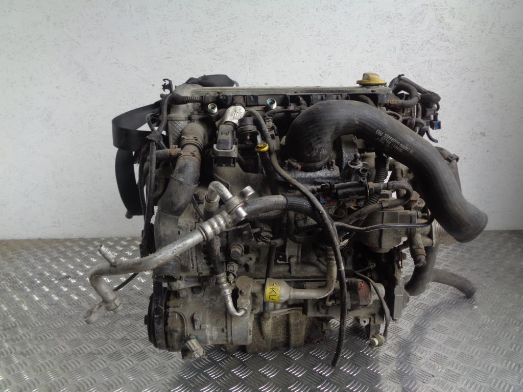 Двигатель opel vectra c Артикул: 3900
