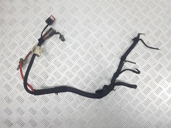 Проводка двигателя (коса) opel astra h