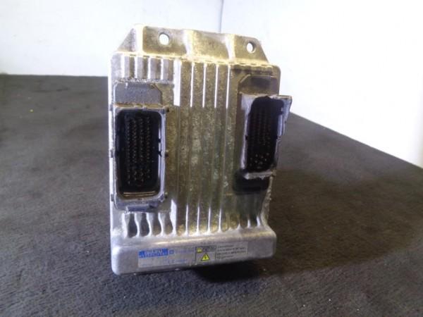 Блок управления двигателем opel meriva a