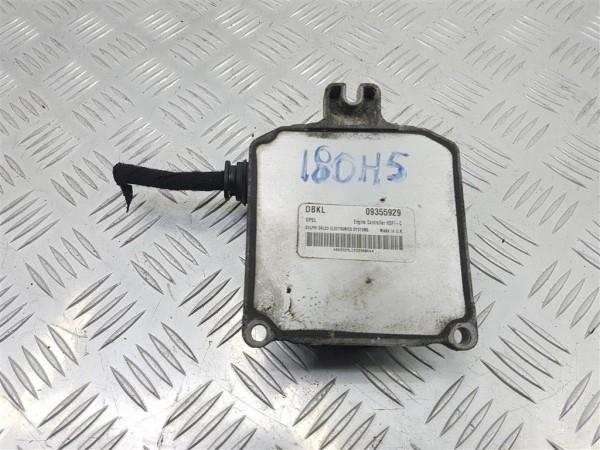 Блок управления двигателем opel astra g