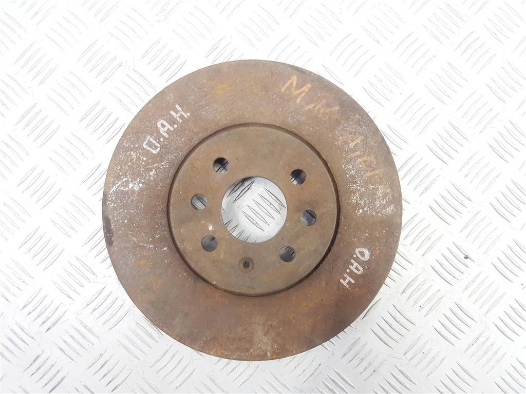 Диск тормозной передний opel astra h Артикул: 46556