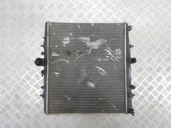 Радиатор основной peugeot 807