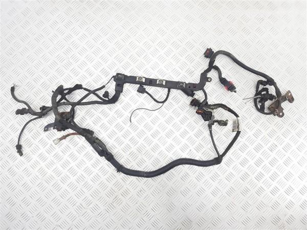 Проводка двигателя (коса) opel meriva a