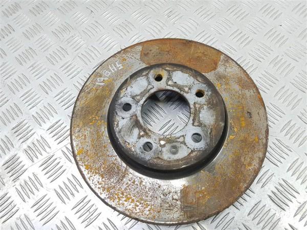 Диск тормозной передний chevrolet captiva c100