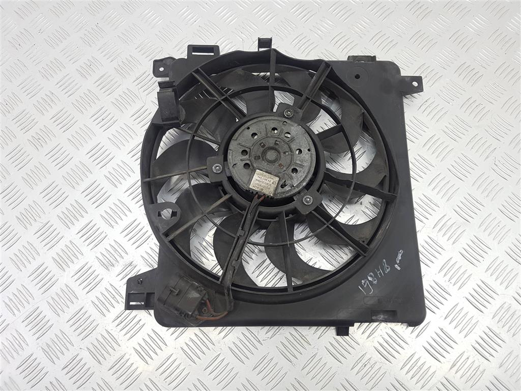 Вентилятор радиатора opel astra h Артикул: 50853