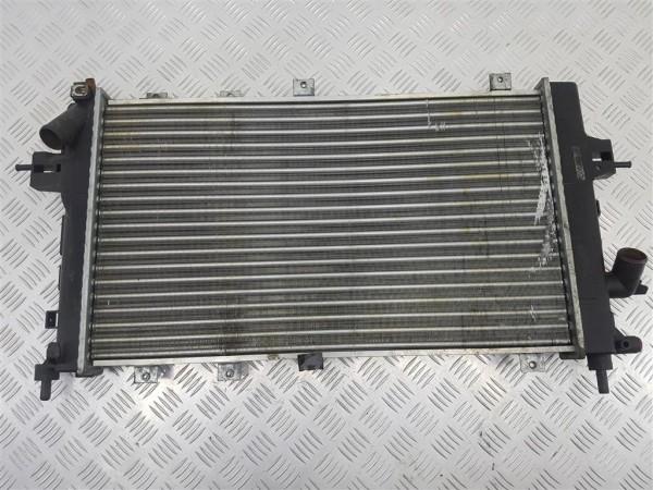 Радиатор основной opel astra h