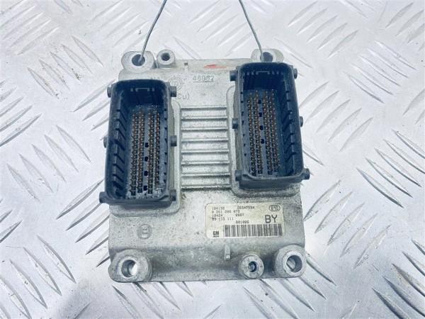 Блок управления двигателем opel corsa c