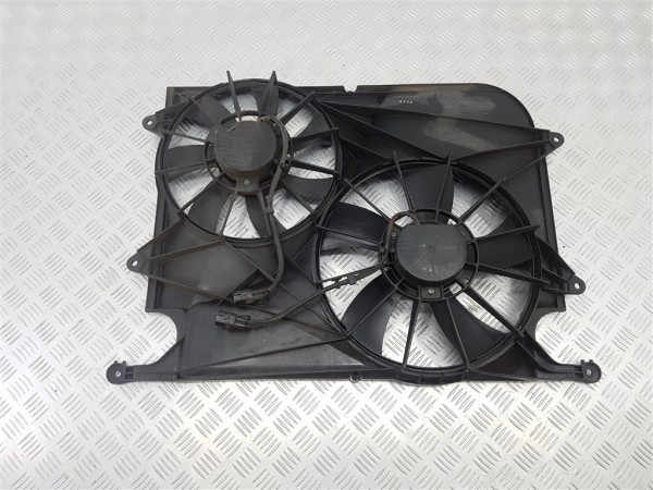 Вентилятор радиатора opel antara
