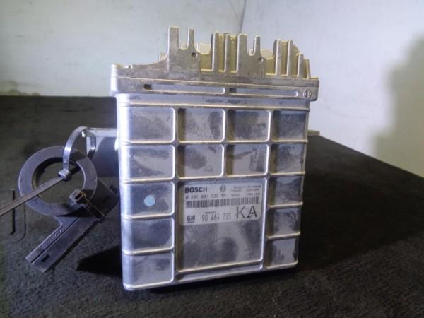 Блок управления двигателем opel vectra b