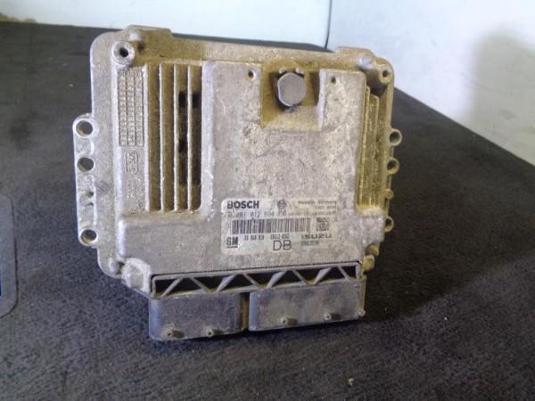 Блок управления двигателем opel astra h