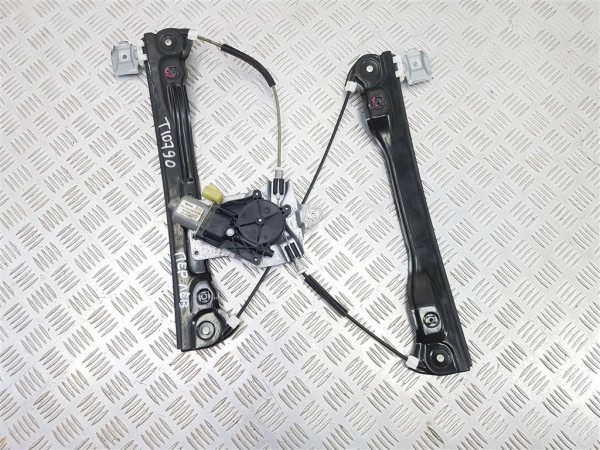 Стеклоподъемник электрический задний правый chevrolet cruze