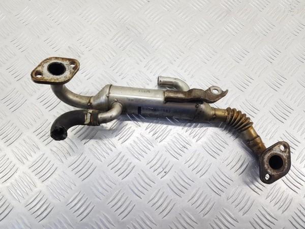 Охладитель отработанных газов (охладитель EGR) opel astra g