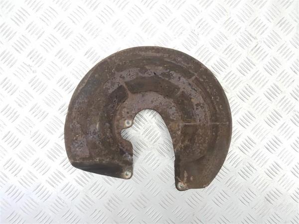 Кожух защитный тормозного диска citroen c5