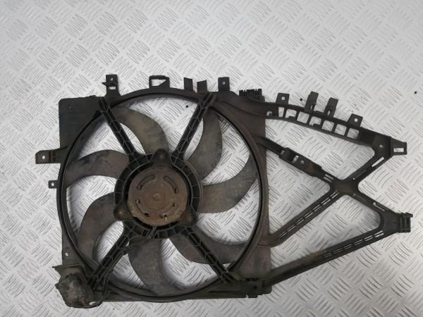 Вентилятор радиатора opel corsa c