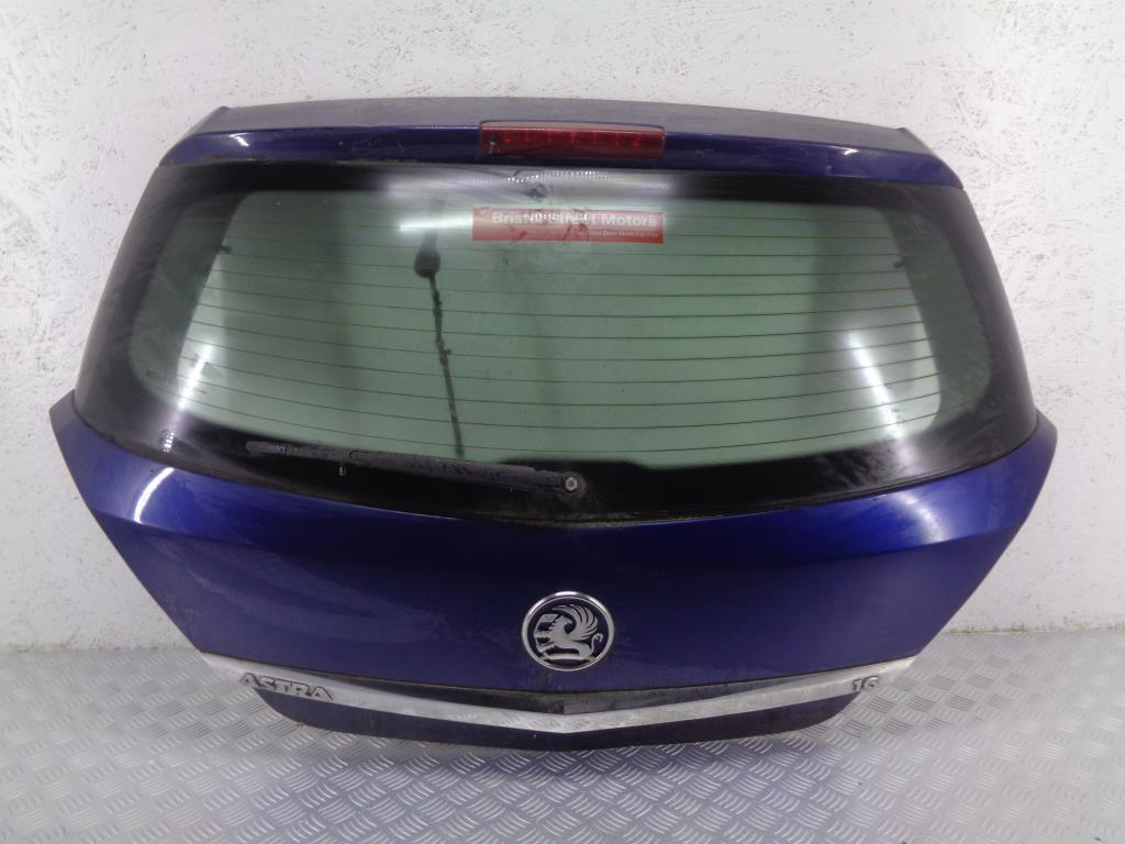 Крышка багажника opel astra h Артикул: 7943
