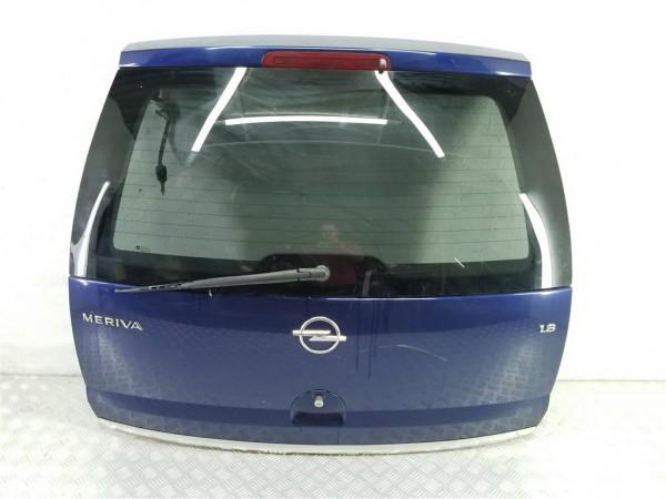 Крышка багажника opel meriva a