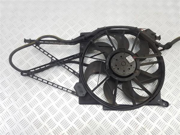 Вентилятор радиатора opel astra g