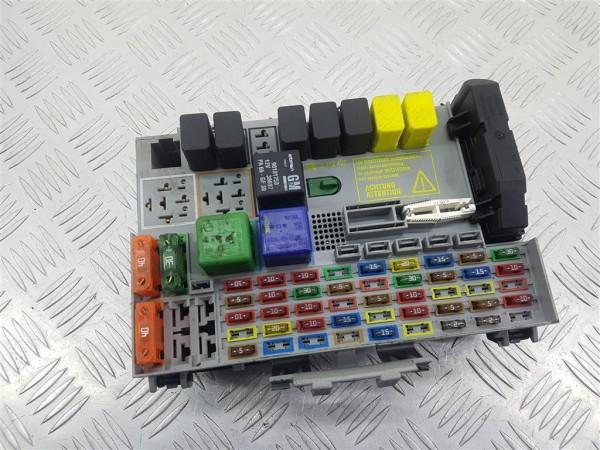 Блок предохранителей opel astra g