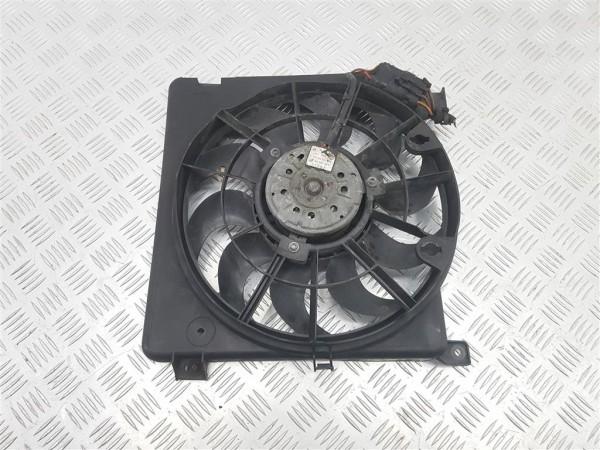 Вентилятор радиатора opel zafira b