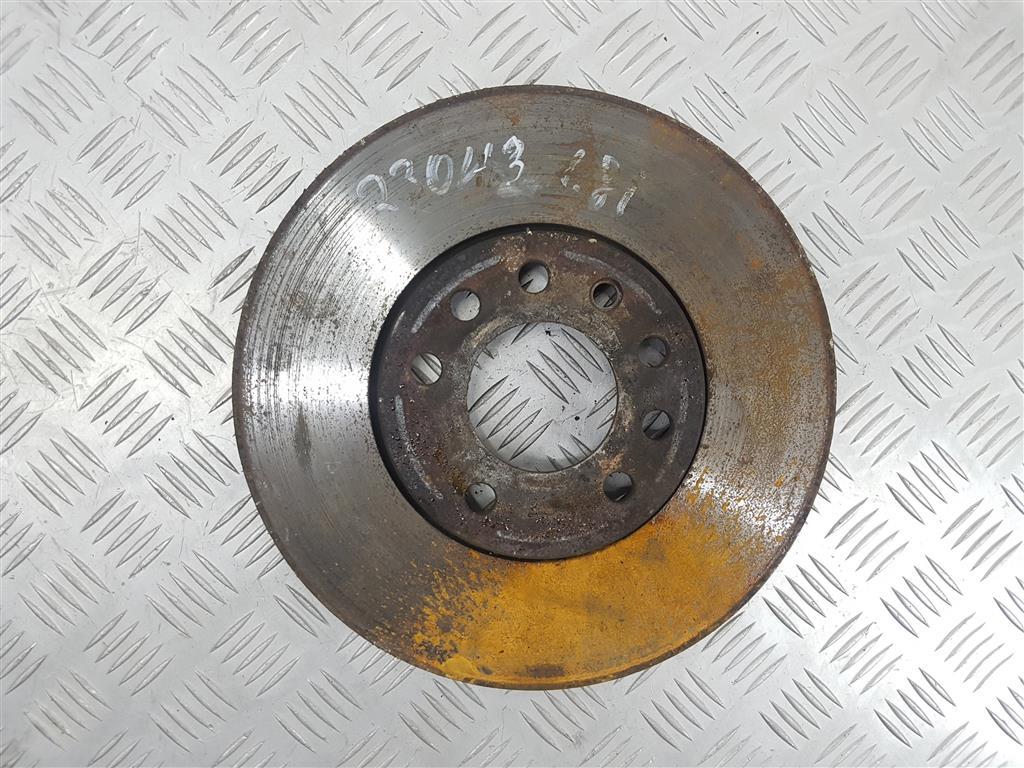 Диск тормозной передний opel vectra c Артикул: 54811