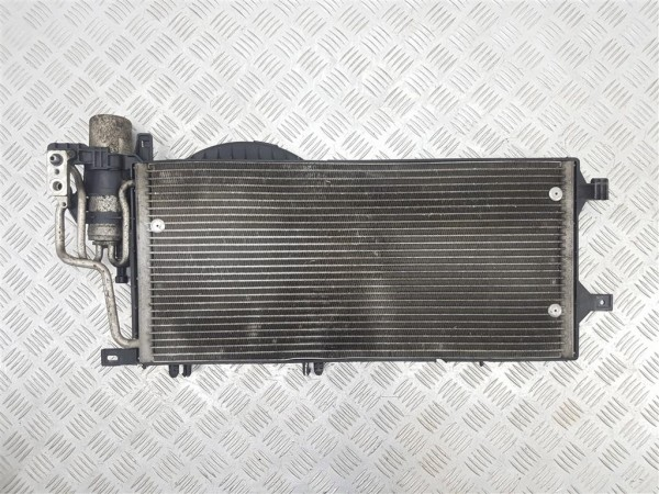 Радиатор кондиционера opel corsa c