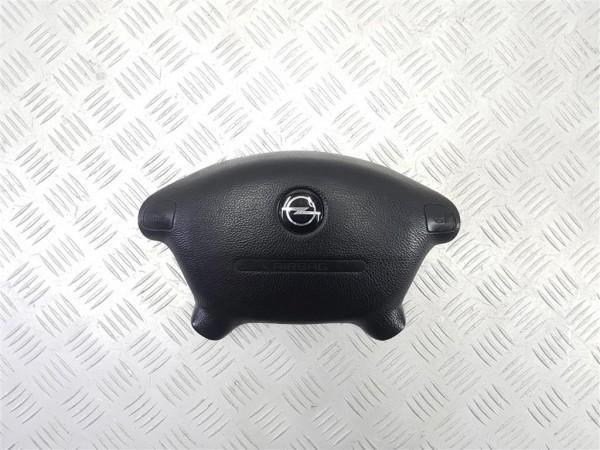 Подушка безопасности водителя opel vectra b