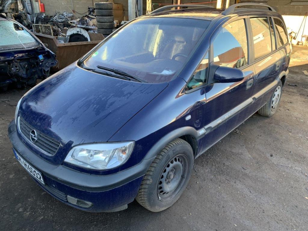 Opel Zafira A