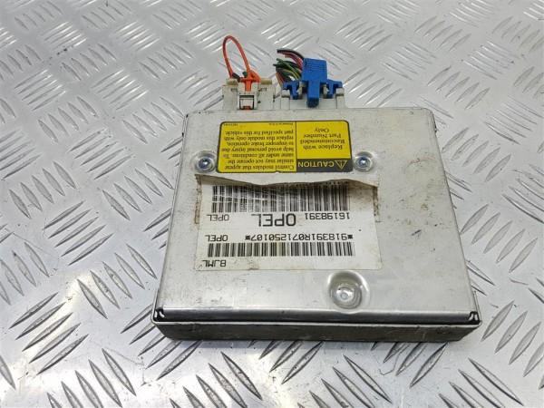 Блок управления ABS opel sintra