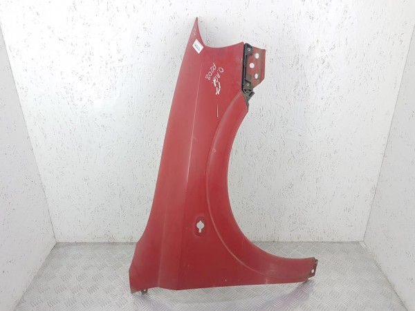 Крыло переднее правое opel astra g