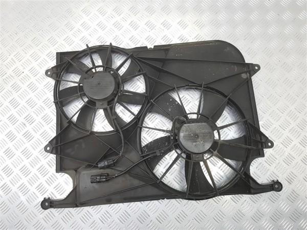Вентилятор радиатора chevrolet captiva c100