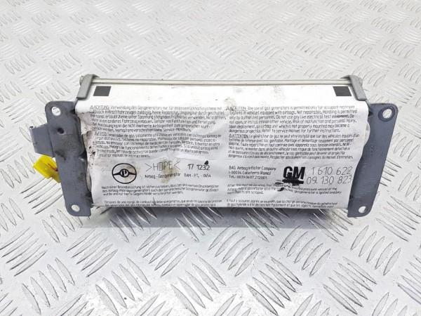 Подушка безопасности пассажира opel omega b